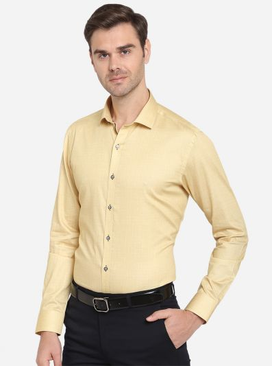 Banana Mania Printed Slim Fit Party Wear Shirt | JB Studio