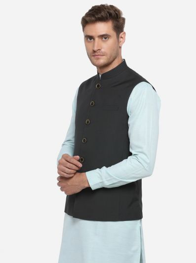 Bottle Green Modi Jacket | JadeBlue