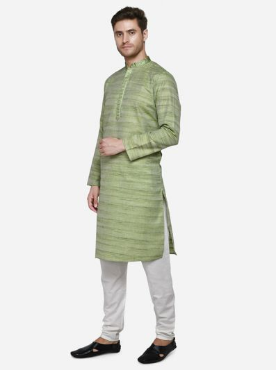 Green Kurta Set | Azania
